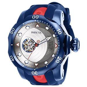腕時計 ウォッチメンズステンレススチールシリコンウォッチinvicta 26062 mens marvel automatic stainless steel and silicone watch