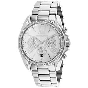 【送料無料】腕時計 ウォッチミハエルステンレススチールウォッチmichael kors womens pave stainless steel watch accmk6537