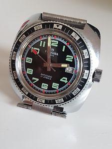 【送料無料】腕時計 ウォッチビンテージタイダイバーvintage premira 70ties diver