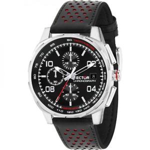 【送料無料】腕時計 ウォッチグラフィカルセクターorologio cronografo uomo sector vetro zaffiro r3271803001