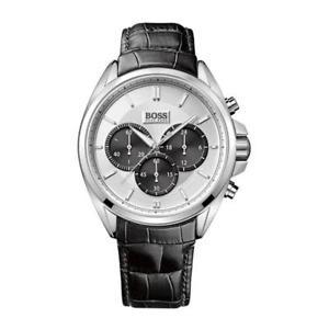 【送料無料】腕時計 ウォッチヒューゴボスメンズシルバークロノ hugo boss hb1512880 mens silver chrono watch