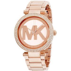【送料無料】腕時計 ウォッチミハエルスチールケースクオーツアナログウォッチブレスレットアンプmichael kors womens 39mm steel bracelet amp; case quartz analog watch mk5865