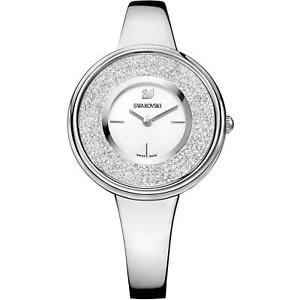 【送料無料】腕時計 ウォッチスワロフスキークリスタルラインスチールブレスレットケースswarovski womens crystalline 34mm steel bracelet amp; case quartz watch 5269256