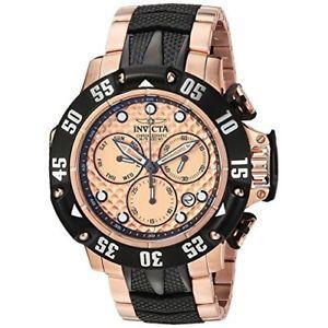 【送料無料】腕時計 ウォッチステンレススチールクロノグラフウォッチinvicta subaqua 23806 stainless steel chronograph watch