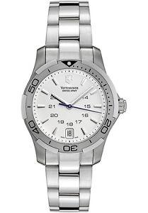 【送料無料】腕時計 ウォッチスイスアーミースポーツクオーツステンレススチールウォッチvictorinox swiss army womens alliance sport quartz stainless steel watch 241306