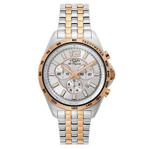 【送料無料】腕時計 ウォッチロータリーレオリジナルメンズクオーツrotary les originales mens quartz watch gb9007206