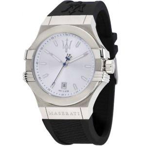 【送料無料】腕時計 ウォッチオロロジオマセラティポテンザゴム