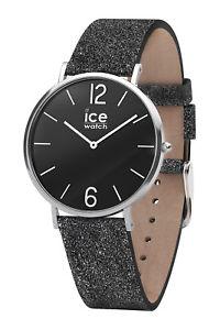 【送料無料】腕時計 ウォッチアイスレディースシティキラキラウォッチウォッチicewatch damenuhr city sparkling glitter schwarz xs 015082