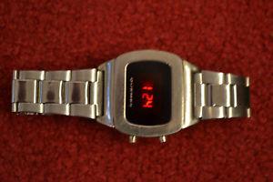 【送料無料】腕時計 ウォッチデジタルuhr, quemex, led, digitaluhr, funktioniert