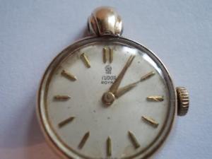 【送料無料】腕時計 ウォッチレディースチューダーロイヤルゴールドladies tudor royal 9ct gold wrist watch circa 1959 working