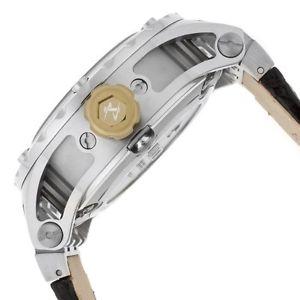 腕時計 ウォッチリザーブメンズステンレスレザーウォッチinvicta reserve 10095 specialty subaqua mens stainless and leather watch