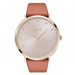 【送料無料】腕時計 ウォッチヒューゴボスゴールドカラーウォッチhugo boss damenuhr jillian 1502411 goldfarben