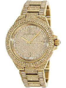 【送料無料】腕時計 ウォッチミハエルカミーユゴールドステンレススチールファッションウォッチmichael kors womens camille mk5720 gold stainlesssteel fashion watch