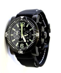 【送料無料】腕時計 ウォッチクロノメックorologio militare uomo mec f16 fighting falcon bk chrono mec water resistant