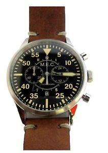 【送料無料】腕時計 ウォッチグラフィカルビンテージorologio uomo cronografo automatico vintage acciaio militare subacqueo quarzo