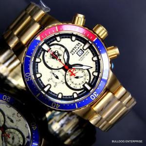 【送料無料】腕時計 ウォッチリザーブスキューバシーベーススイスサファイアウォッチinvicta reserve scuba sea base swiss made 47mm gold plated sapphire watch