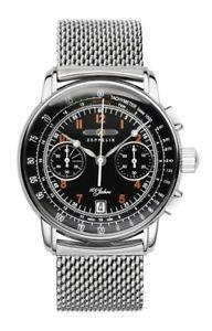 【送料無料】腕時計 ウォッチツェッペリンツェッペリンクロノグラフパイロットウォッチzeppelin 100 jahre zeppelin chronograph fliegeruhr 7674m2