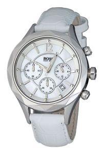 【送料無料】腕時計 ウォッチヒューゴボスクロノグラフhugo boss iconic damen chronograph 1502167
