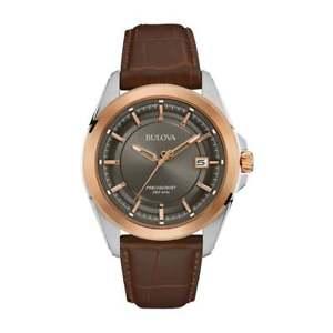 【送料無料】腕時計 ウォッチメンズウォッチbulova bulova 98b267 mens precisionist watch