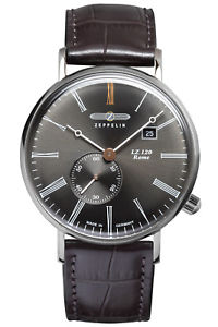 【送料無料】腕時計 ウォッチツェッペリンメンズウォッチローマzeppelin herrenuhr lz120 rome 71342