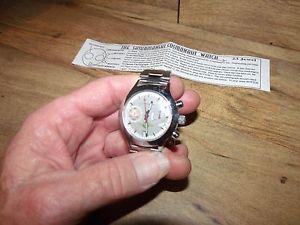【送料無料】腕時計 ウォッチパイロットウォッチクロノメーターロシアpoljot sturmanskie cosmonaut pilot watch chronometer russia vg working