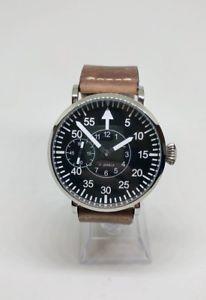 【送料無料】腕時計 ウォッチフライヤーneues angebotmontre mcanique pilote flieger unitas 6497