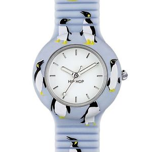 【送料無料】腕時計 ウォッチヒップホップペンギンカサhip hop animals addicted  penguins  hwu0616  cassa da 32 mm