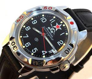 【送料無料】腕時計 ウォッチヴォストークロシアウォッチvostok komandirskie russian watch 431306