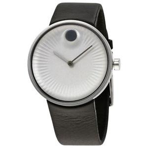 腕時計 ウォッチエッジステンレススチールウォッチmovado edge stainless steel watch 3680001
