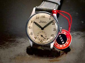 【送料無料】腕時計 ウォッチドクサヴィンテージdoxa antimagnetic nos vintage watch montre uhren orologio tag