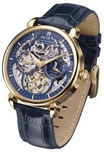 【送料無料】腕時計 ウォッチカールcarl von zeyten neukirch cvz0005gbl herrenuhr original neu