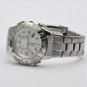 【送料無料】腕時計 ウォッチグラフィカルorologio cronografo uomo lorenz 100 metri wr 024884aa