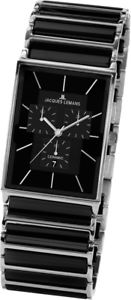 【送料無料】腕時計 ウォッチジャックルマンニューヨークハイテクセラミッククロノグラフjacques lemans high tech keramik york chronograph 11900a