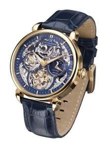 【送料無料】腕時計 ウォッチカールcarl von zeyten herrenuhr cvz0005gbl automatik neukirch