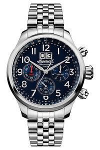 【送料無料】腕時計 ウォッチメンズクロノグラフデルタクロノingersoll chronograph fr herren the delta chrono i02404