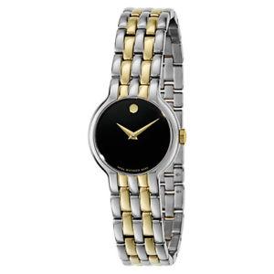 【送料無料】腕時計 ウォッチウォッチmovado veturi womens quartz watch 0606933