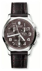 【送料無料】腕時計 ウォッチスイスアーミークラシックアライアンスクロノグラフスイスメンズウォッチvictorinox swiss army classic alliance chronograph swiss made herrenuhr 241297