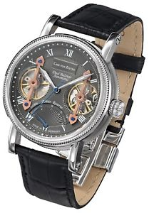 送料無料 腕時計 ウォッチカールメンズオリジナルウォッチcarl von zeyten kinzig cvz0024gu herrenuhr original neu 当店人気 おすすめ おしゃれ トレンド 返品・交換について 特価 修理保証 法事