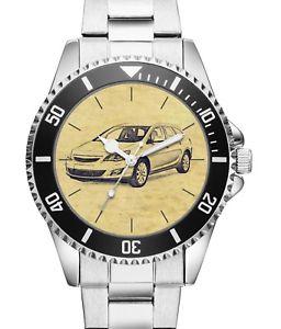 【送料無料】腕時計 ウォッチオペルアストラドライバーkiesenberg uhr 20205 mit auto motiv fr opel astra fahrer