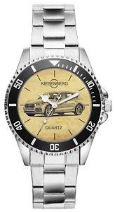 【送料無料】腕時計 ウォッチアウディドライバーファンgeschenk fr audi q5 sq5 fahrer fans kiesenberg uhr 6267