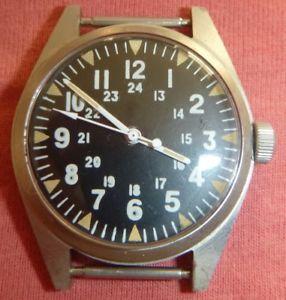 腕時計 ウォッチベトナムアメリカシリアル#wrist watch  vietnam war  us army  serial  778 332  may 1971  rare  6127