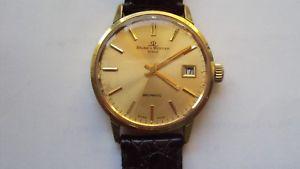 【送料無料】腕時計 ウォッチメルシエmontre baume et mercier 1970