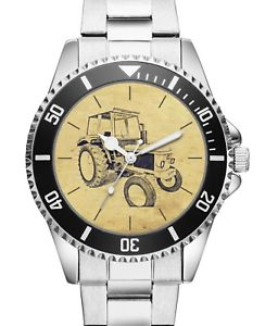 【送料無料】腕時計 ウォッチジョンディアトターkiesenberg uhr 20130 mit traktor motiv fr john deere 2030 fahrer