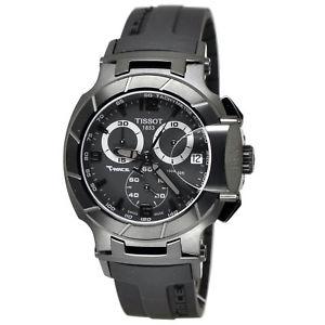 【送料無料】腕時計 ウォッチティソレースtissot trace t0484173705700 watch