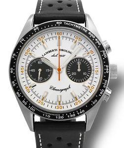 【送料無料】腕時計 ウォッチメッカニコlambertiorologiai mod 50508z  chronodromo ottimo meccanico