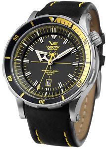 【送料無料】腕時計 ウォッチボストークヨーロッパvostok europe anchar automatik taucheruhrset nh35a5105143