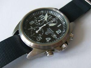 【送料無料】腕時計 ウォッチパイロットナビゲーターパルサーウォッチraf pilotnavigator pulsar generation 2 watch issued excellent