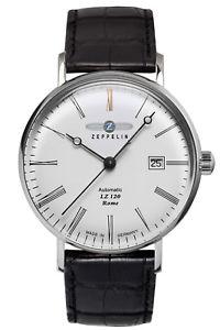 【送料無料】腕時計 ウォッチツェッペリンローマzeppelin herrenuhr automatik lz120 rome 71544