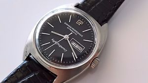 腕時計 ウォッチジャイロマティックgirard  perregaux   gyromatic  high frequency