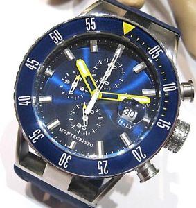 腕時計 ウォッチモンテクリストプロフェッショナルダイバークロノグラフチタンバー735  locman montecristo professional diver chronograph, titaniumboden, 12bar